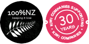 100% NZ owned and operated business
